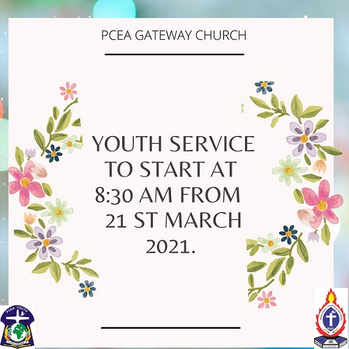 New Youth Service Hours
